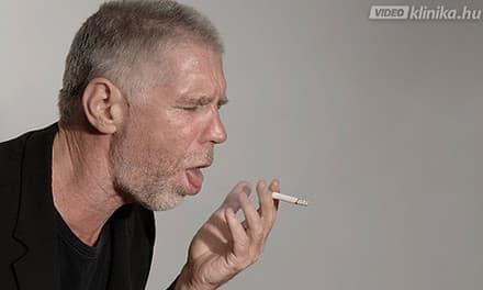 tüdőgyulladás és dohányzás a dohányzásról való leszokás szövege
