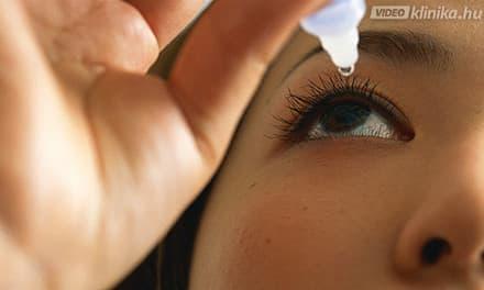 Mitöl lehet csipás a gyerek szeme