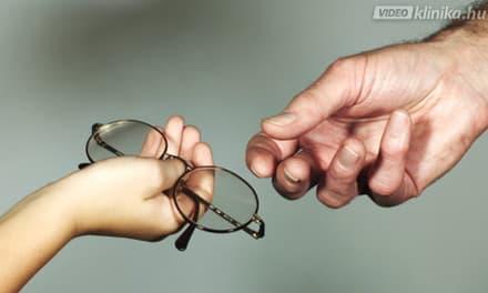 a rossz látás öröklődése