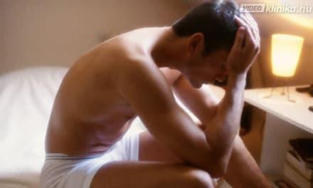 a pénisz kiszáradt ha az embernek merevedési zavara van