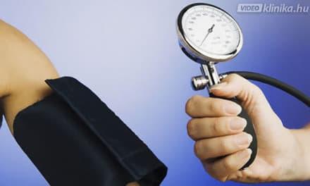 videoklinika.hu - Dr. Héczey: Ez a vérnyomás érték már..