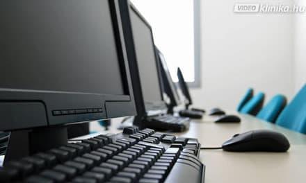 miért rontja el a számítógép a látását?