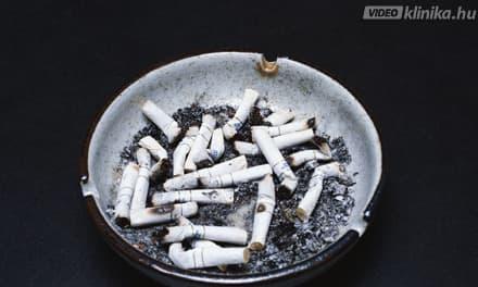 leszokni a dohányzásról kitisztul a tüdőm